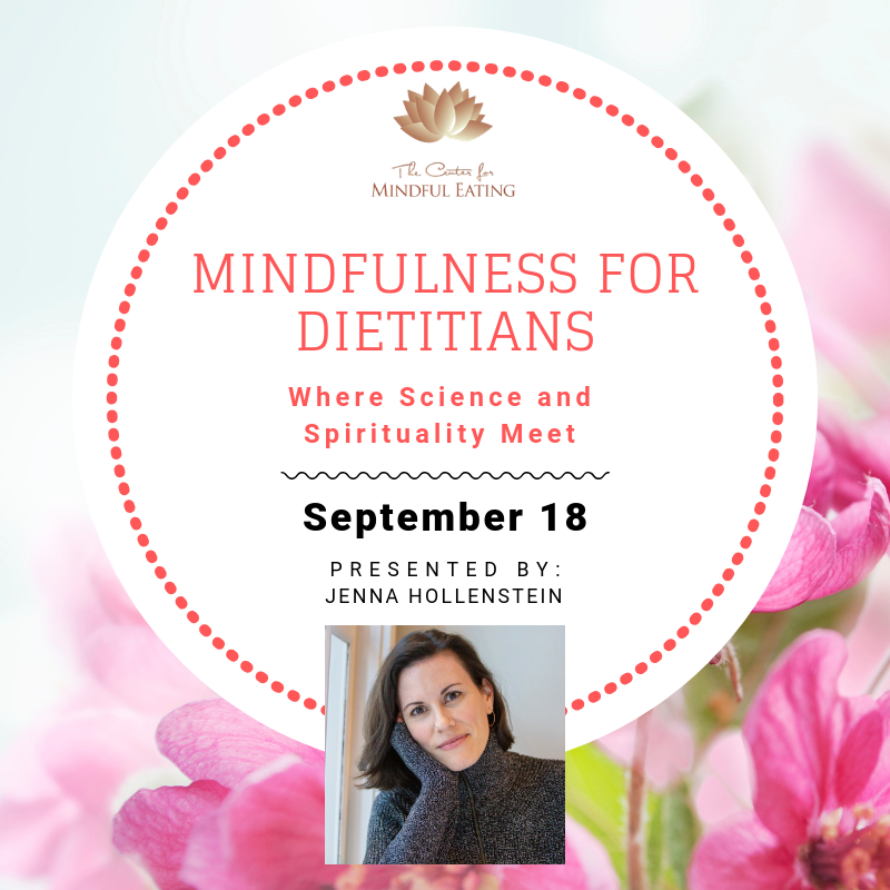 MEDITATION FOR DIETITIANS