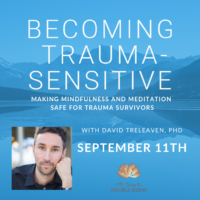 Becoming Trauma Sensitive